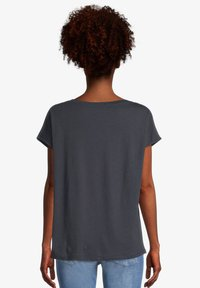 Cartoon - Print T-shirt - dunkelblau/grau - 2