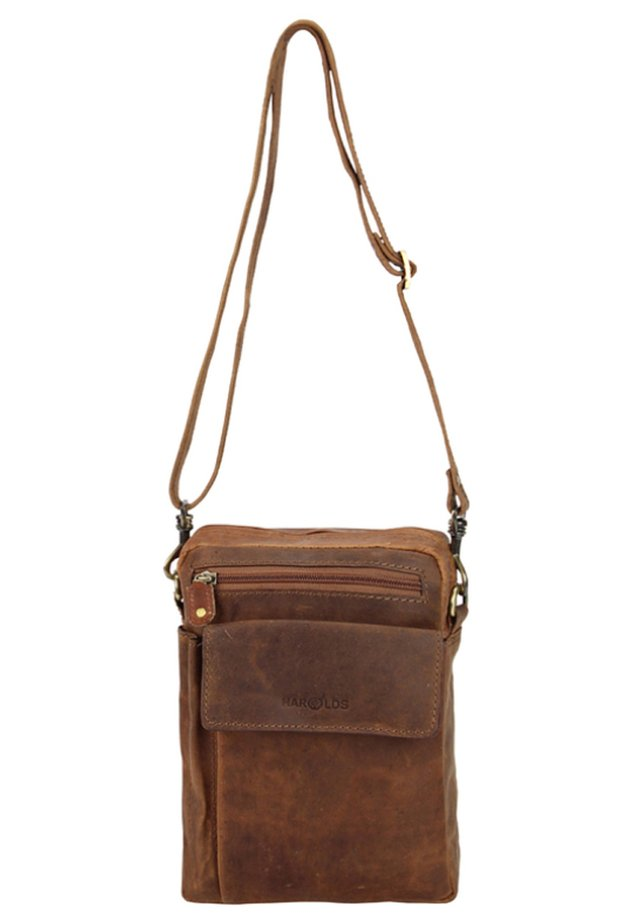 ANTIK  - Borsa a tracolla - brown