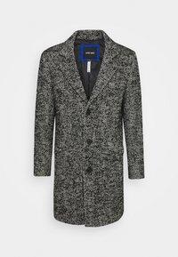 LONG COAT - Klasický kabát - black