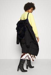 Desigual - PADDED SVETA - Winter coat - black - 4