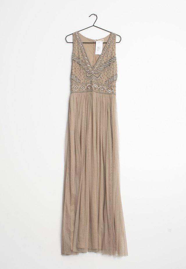 Vestido de fiesta - brown