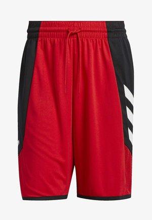 PRO MADNESS SHORTS - Sports shorts - red