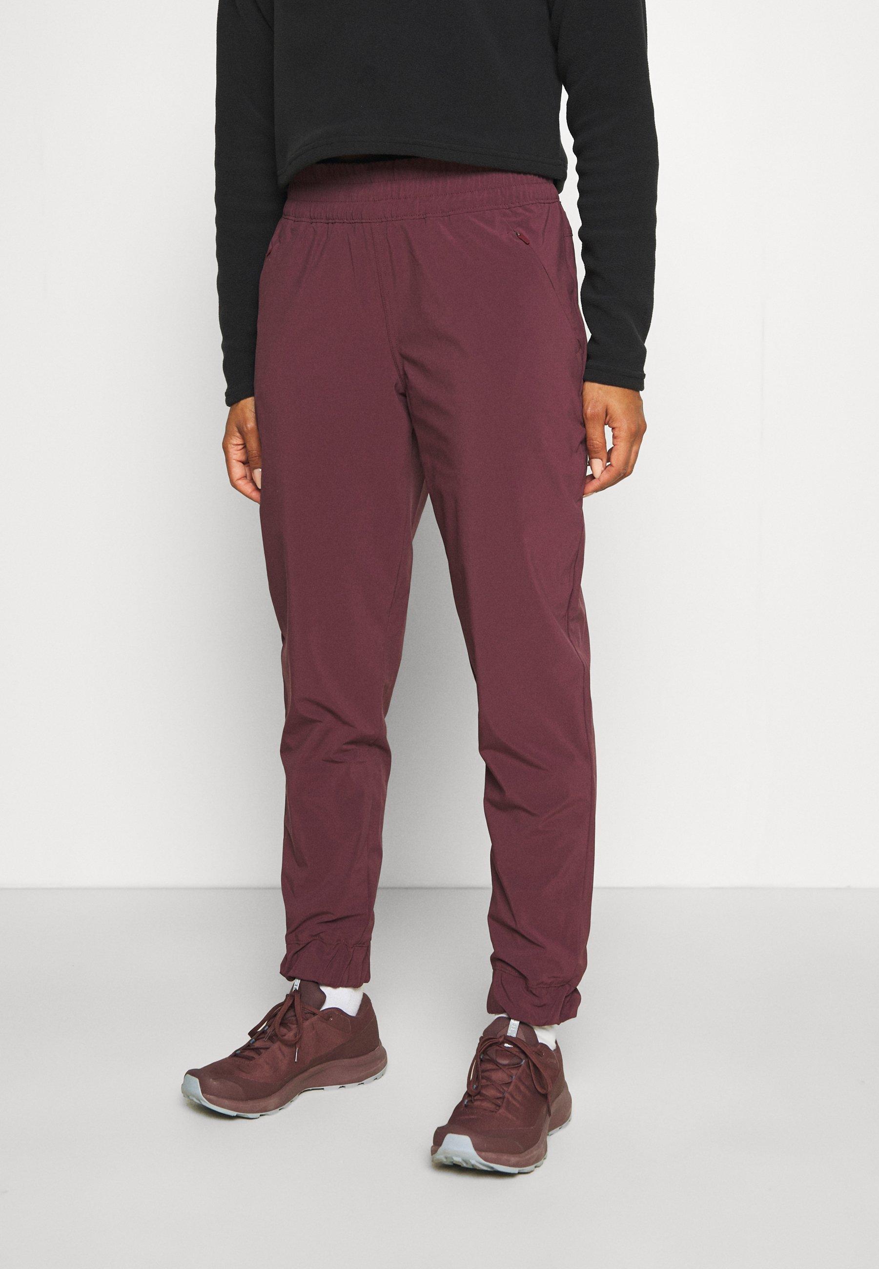 Donna PLEASANT CREEK™ WARM JOGGER - Pantaloni outdoor
