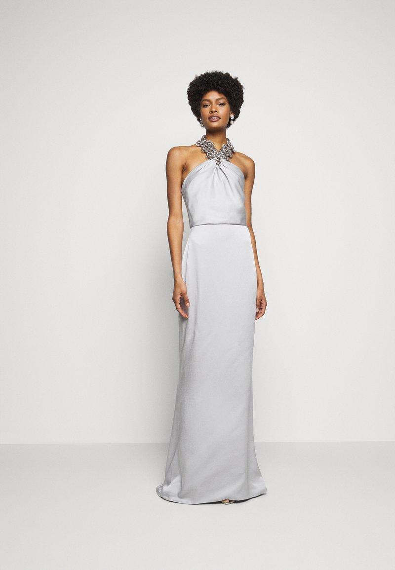 Marchesa - Suknia balowa - silver