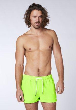 BOYLE REGULAR FIT - Swimming shorts - green gecko