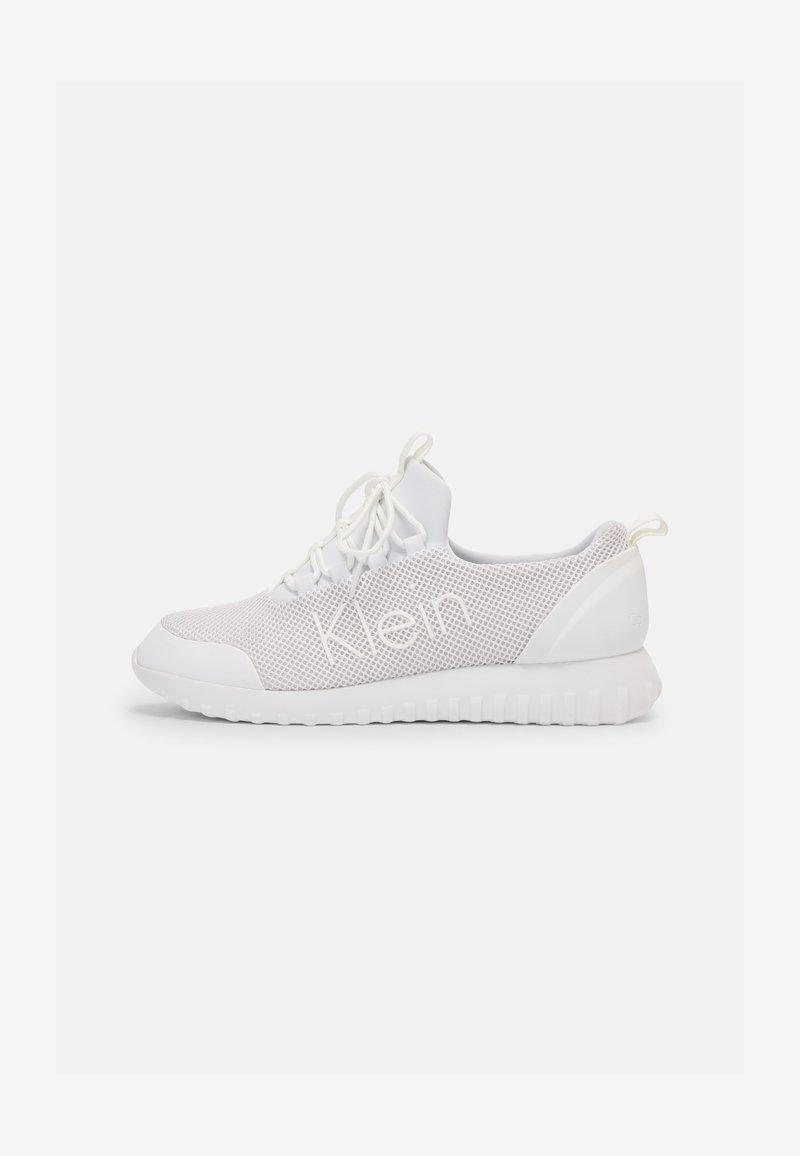 Calvin Klein Jeans - RUNNER LACEUP - Tenisky - white