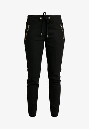 LEVON PORTMAN PANT - Trousers - black