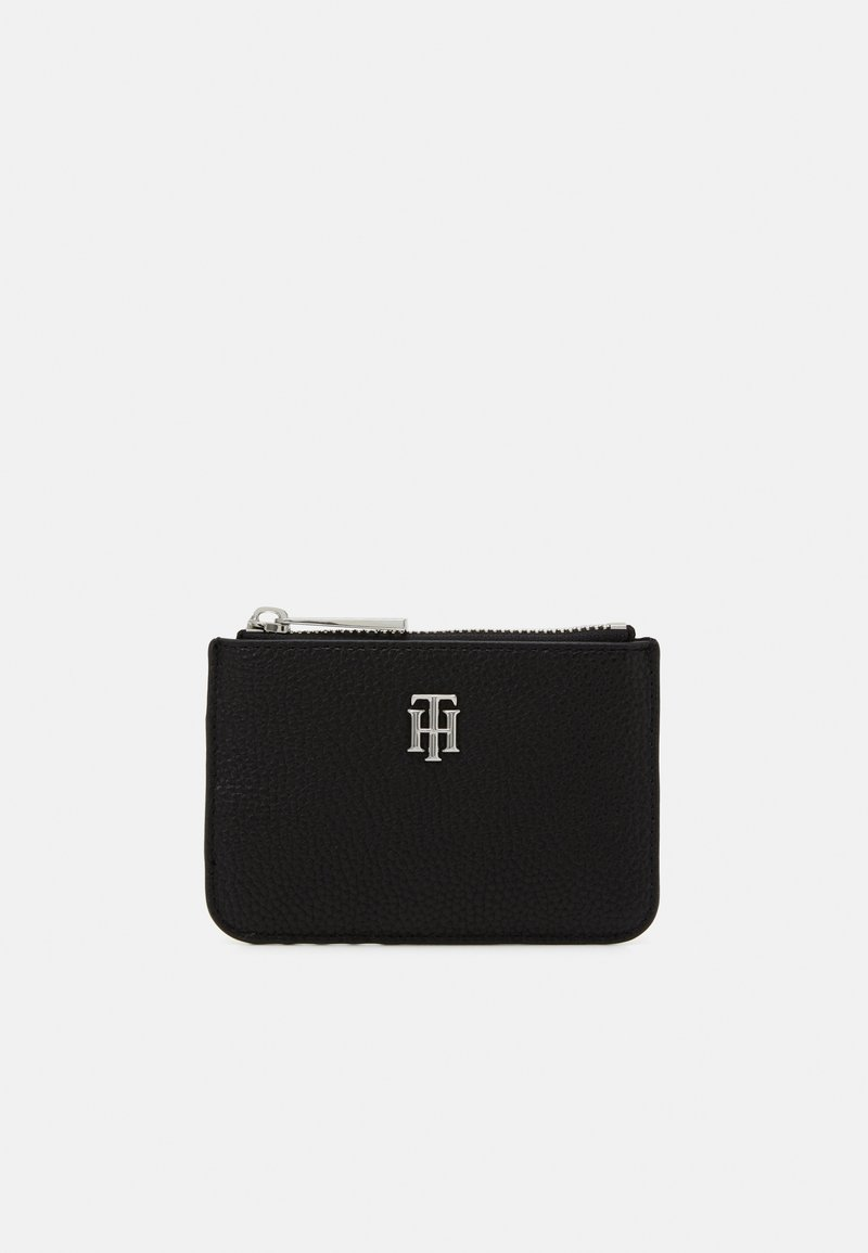 Tommy Hilfiger - ESSENCE SMALL POUCH - Wallet - black