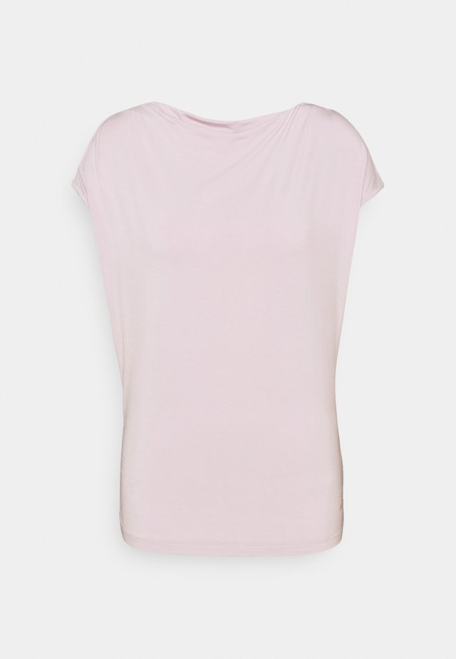 WASSERFALL - T-shirt basic - rose
