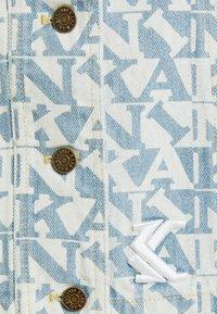 Karl Kani - SKIRT - Minisukně - light blue - 8