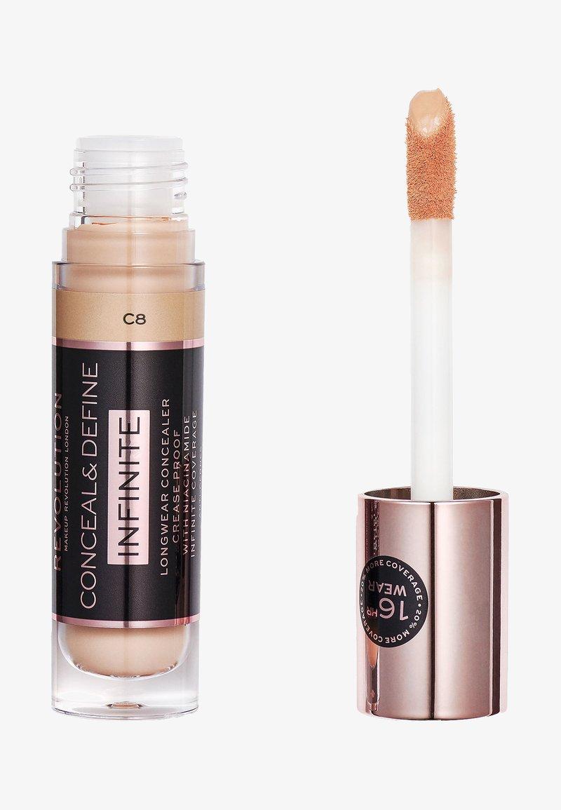 Make up Revolution - INFINITE XL CONCEALER - Concealer - c8
