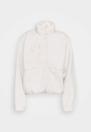 HIT THE SLOPES JACKET - Veste polaire - ivory