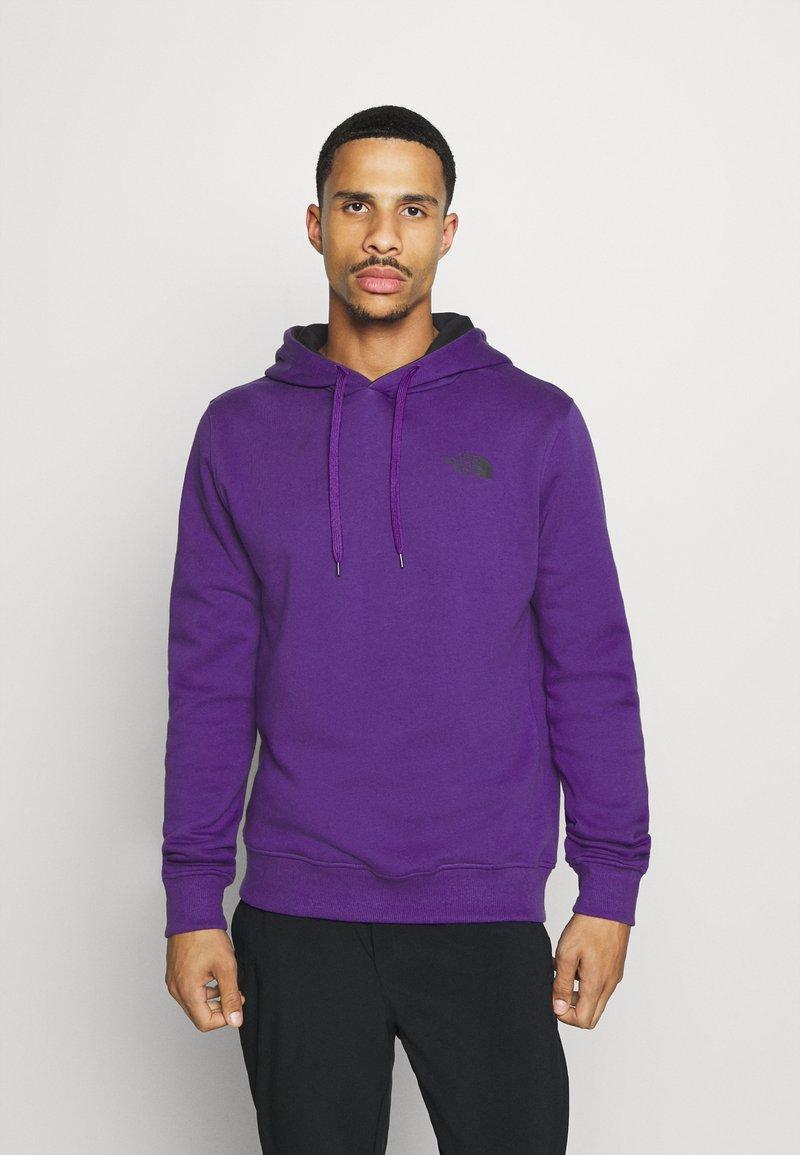 The North Face - SEASONAL DREW PEAK - Hoodie - peak purple