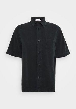 OWEN - Košile - almost black