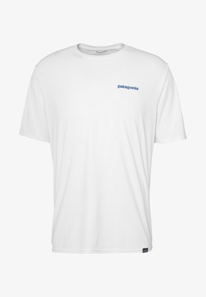 CAP COOL DAILY GRAPHIC - T-shirt imprimé - white