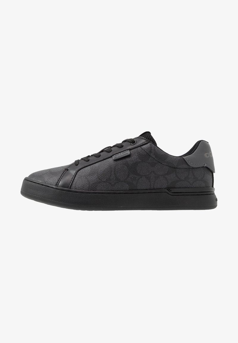 Coach - SIGNATURE TENNIS CUP SOLE - Sneakers basse - charcoal/grey