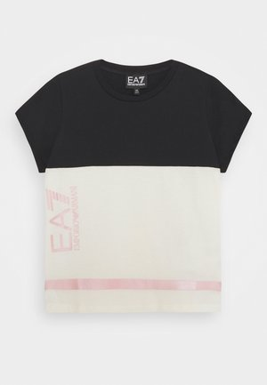 Camiseta estampada - jet stream