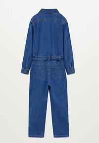 Mango - ALICE - Jumpsuit - medium blue - 1