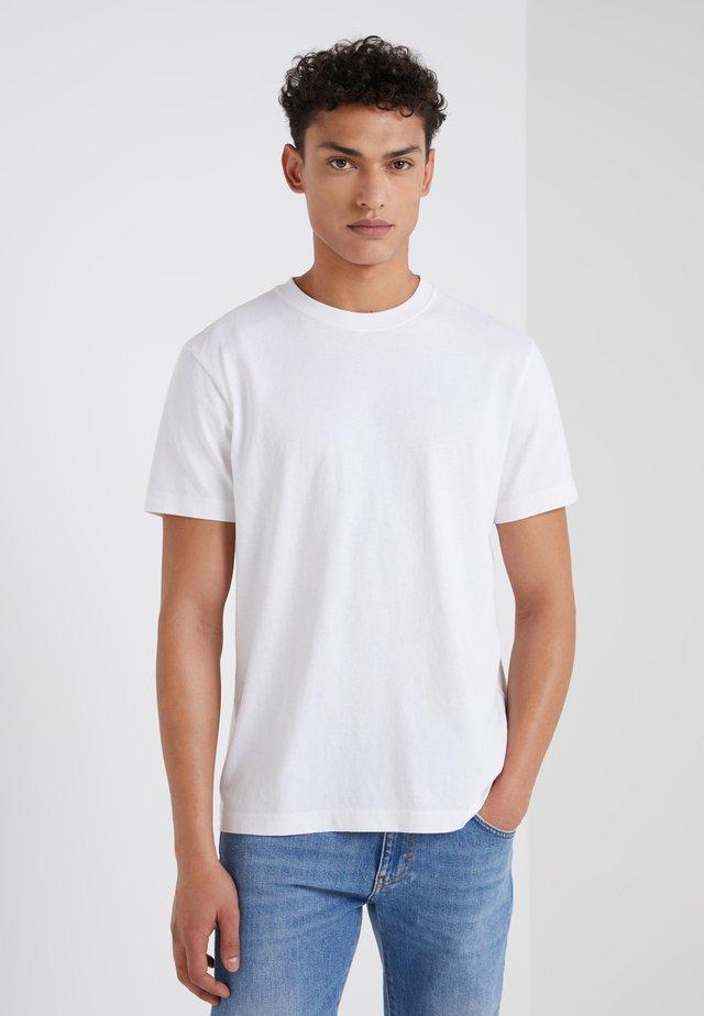 HERITAGE TEE - T-shirt basic - white