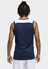 adidas Performance - CREATOR 365 JERSEY - Funktionströja - blue/white - 1