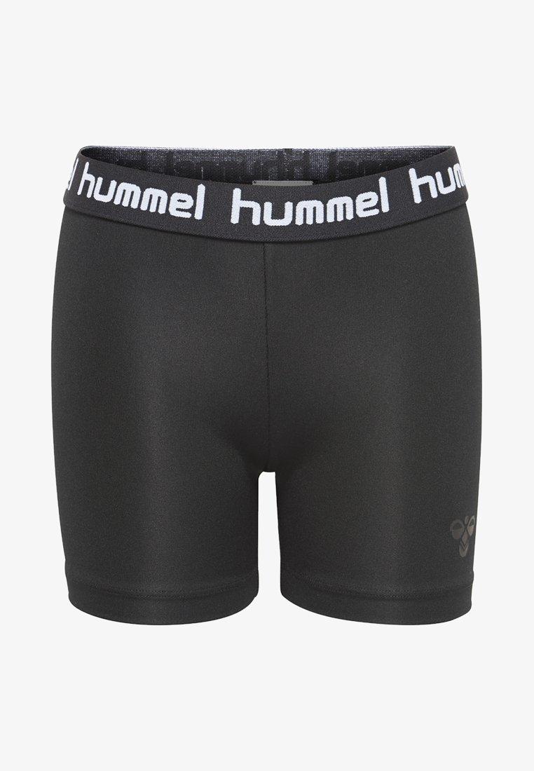 Hummel - HMLTONA TIGHT - Pants - black