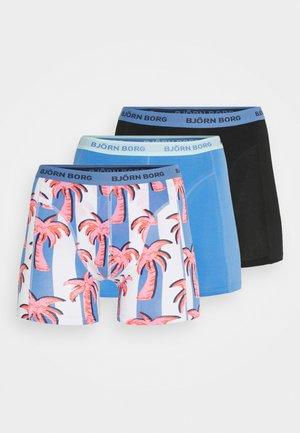 PALMSTRIPE SAMMY 3 PACK - Pants - ultramarine
