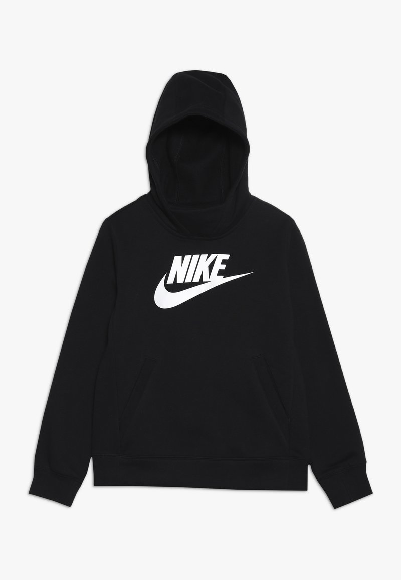 Nike Sportswear - Luvtröja - black/white