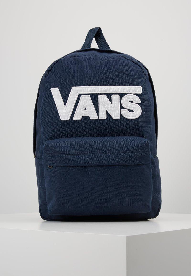 Vans - NEW SKOOL BACKPACK BOYS - Plecak - dress blues
