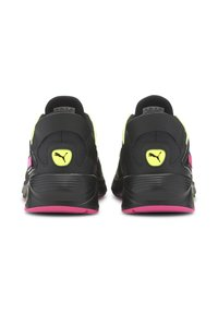 Puma - Trainers - black-yellow-luminous pink - 3