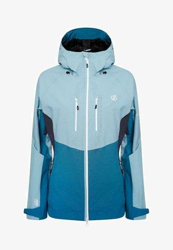 MIT KAPUZE - Outdoor jacket - cameo green