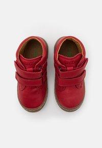 Froddo - KART UNISEX - Zapatos de bebé - red - 3