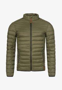 INDICODE JEANS - REGULAR FIT - Light jacket - army - 8