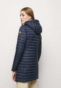 Save the duck - GIGA BRYANNA DETACHABLE HOODED - Winter coat - navy blue - 2