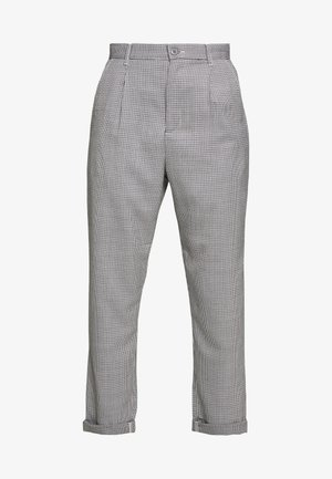 PULLMAN PANT MONTEBELLO - Trousers - black rigid