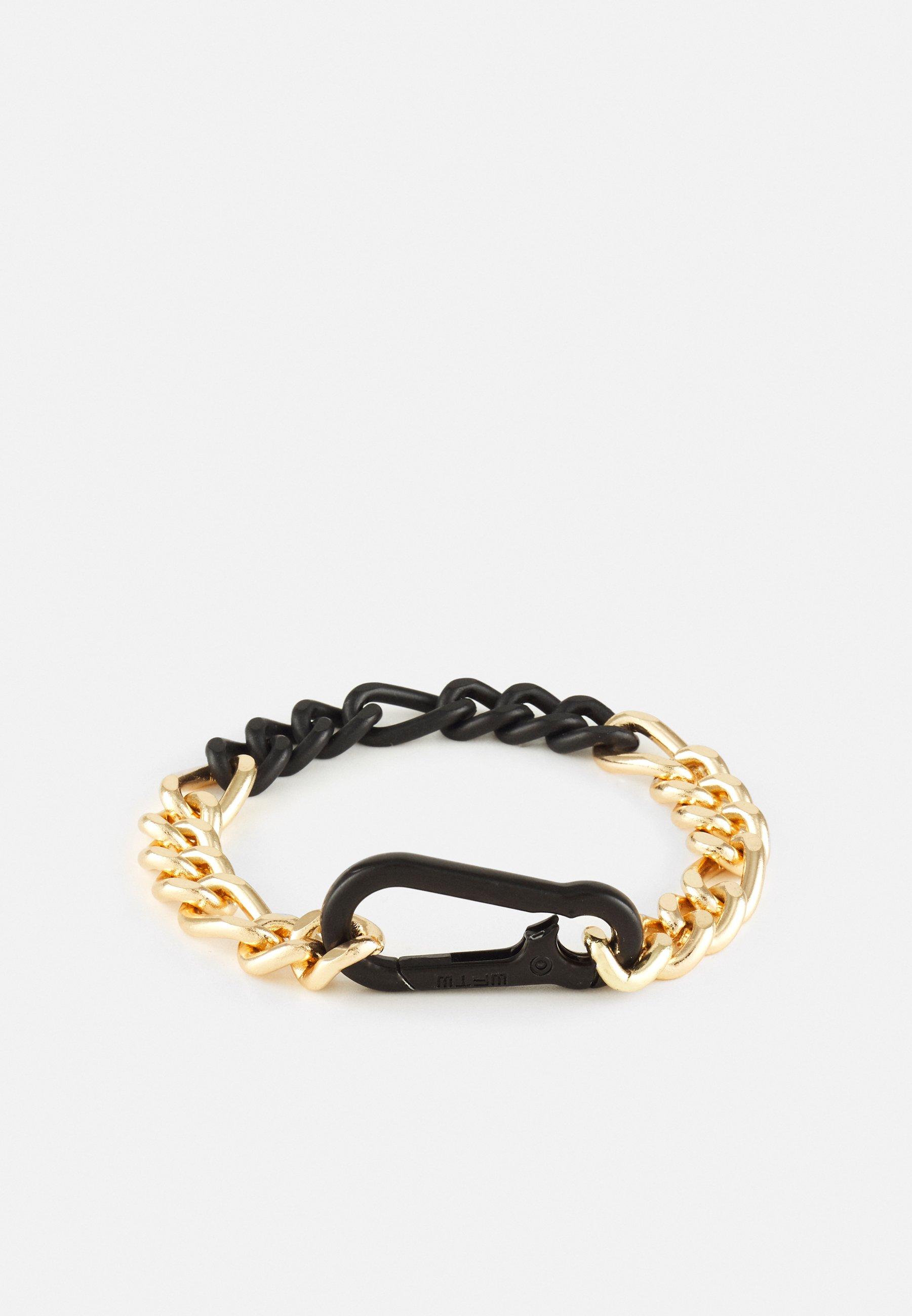 Men CARABINER CHAIN BRACELET - Bracelet