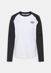 Dickies - MADELIA - Long sleeved top - black - 5