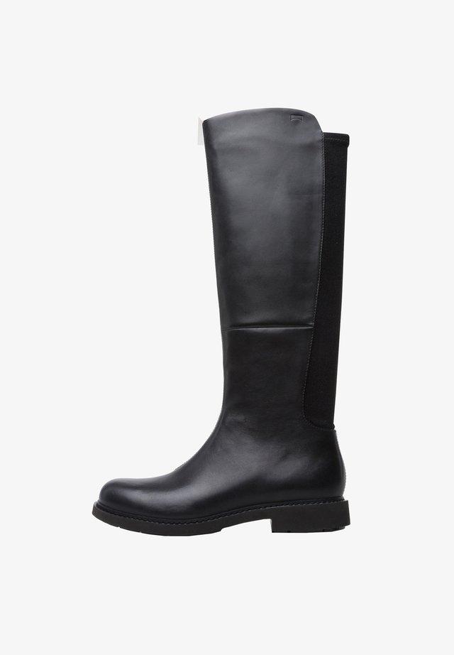 NEUMAN - Stivali alti - black