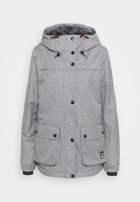 IDA JACKET - Snowboard jacket - grey