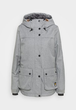 IDA JACKET - Snowboardová bunda - grey