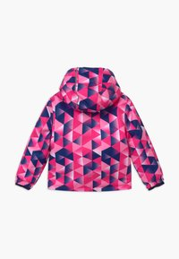 Killtec - VIEWY - Snowboard jacket - pink/dark blue - 1