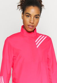 adidas Performance - RUN IT JACKET - Sports jacket - pink - 4
