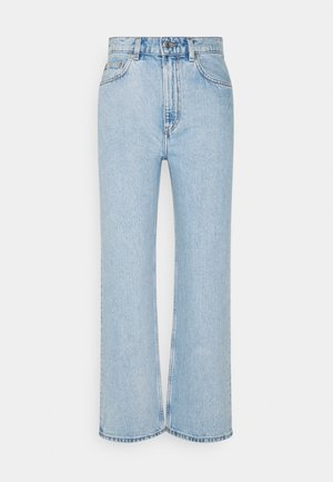 Straight leg jeans - office wash