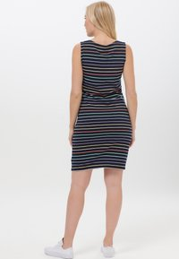 Sugarhill Brighton - HANOVER PASTEL RAINBOW - Jersey dress - black - 2