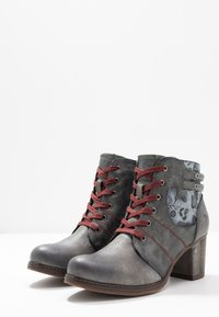Mustang - Ankle boots - grau - 4