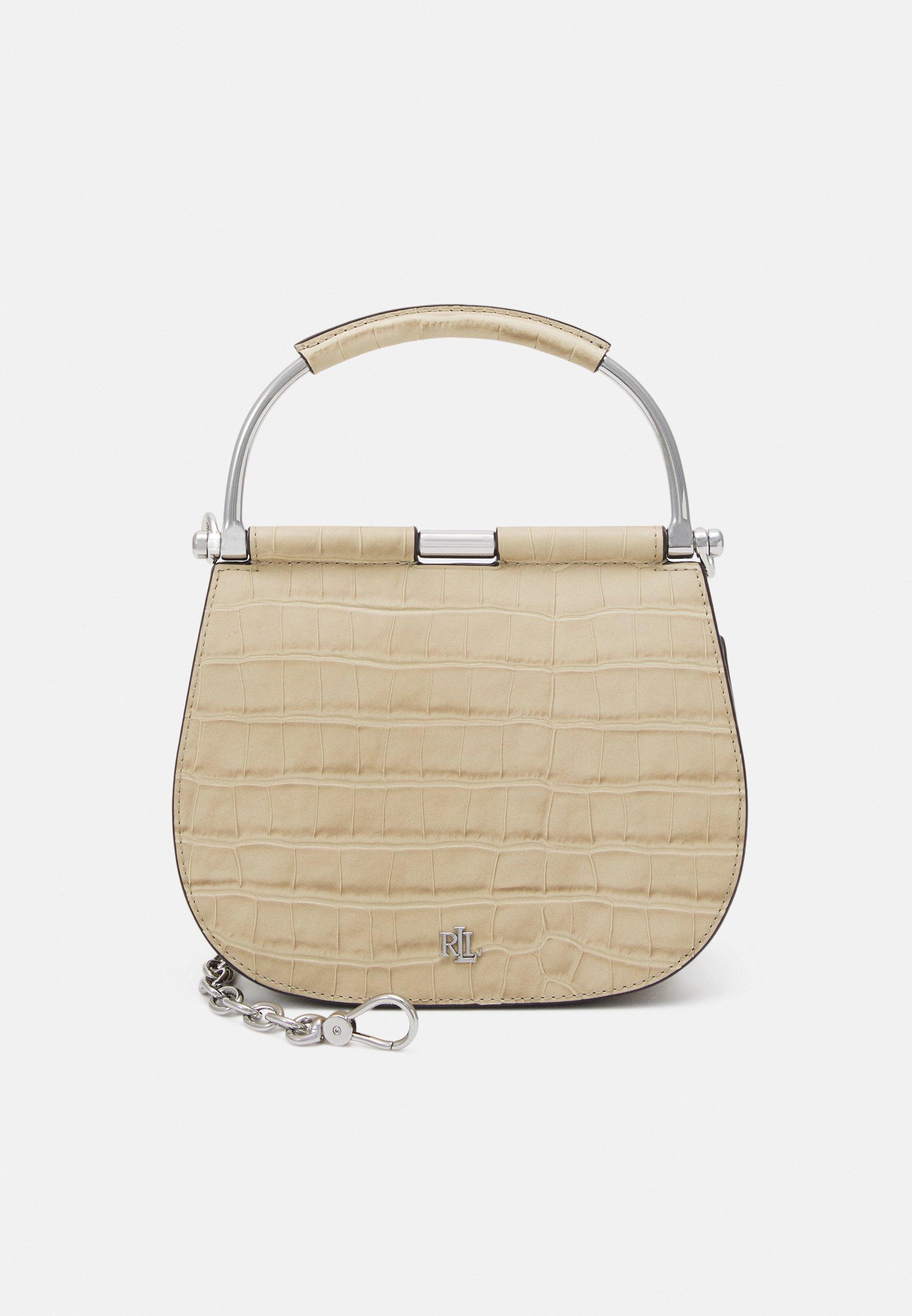Women MATTE CROC EMBOSS MASON - Handbag