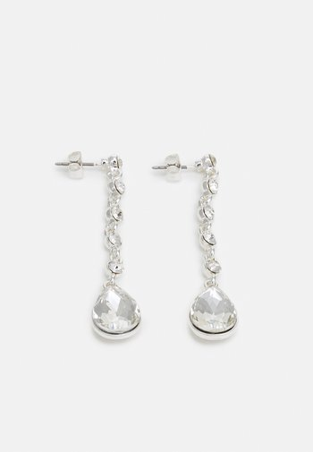 PCSILJE EARRINGS - Earrings - silver-coloured