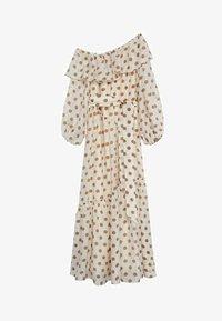 Mango - Denní šaty - ecru - 7