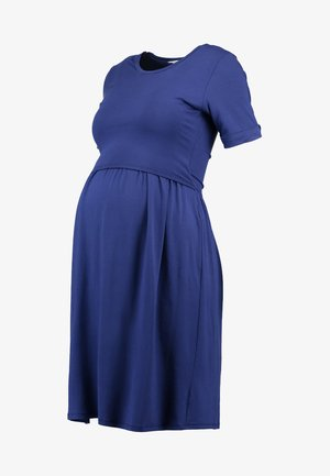 LIMBO - Jersey dress - deep blue