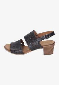 Piazza - High heeled sandals - schwarz - 0