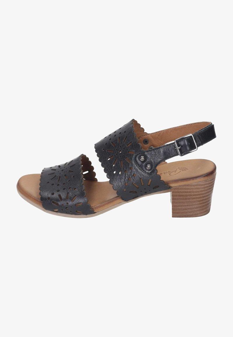 Piazza - High heeled sandals - schwarz
